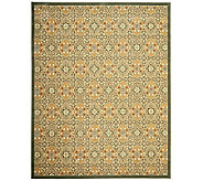 Treasures Medallions Persian Power-Loomed  8 x10 Rug - H361846