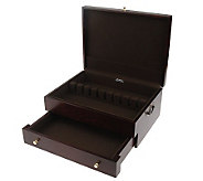 Reed & Barton Handcrafted Flatware Chest - H06747