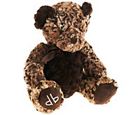 Dennis Basso Patch Faux Fur Teddy Bear - H203247