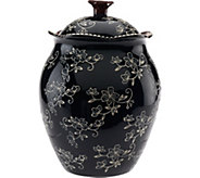 Temp-tations Floral Lace 9 Cookie Jar - H207547