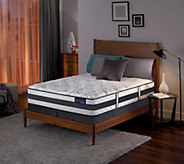 Serta iComfort Hybrid Applause II King Plush Mattress Set - H209247