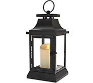 Ships 1/22/2017 Luminara 12 Heritage Indoor Outdoor Lantern Candle - H211647