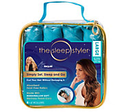 Sleep Styler Foam Hair Rollers by Lori Greiner - H215947