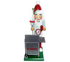 "12"" College Tailgaiting Nutcracker by Santa's Workshop"