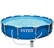 12 x 30 Metal Frame Pool - H289247