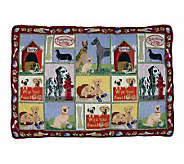 Dog Days 19x27 Tapestry Dog Bed - H349247