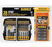 DeWalt DW2169 38-piece Impact Driver AccessorySet - H364747