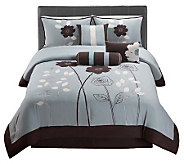 VCNY Home Adrienne 7-Piece Queen Comforter Set - H368147