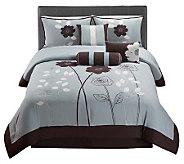 Victoria Classics Adrienne 7-Piece Queen Comforter Set - H368147