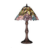 Tiffany Styled Wisteria Lamp - 21H - H58147