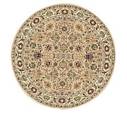 Rugs America New Vision Tabriz 53 Round Rug - H130248