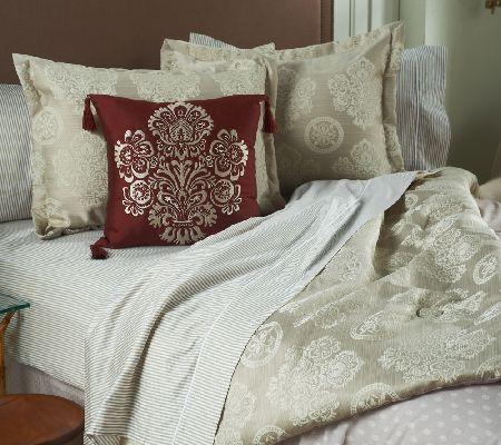 Tim Gunn Collection St. James Queen 5-Piece Comforter Set - Page 1 ...