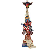 Jim Shore Patriotic Stackable - H207048