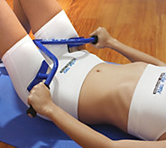 Lo-Bak TRAX Portable Spinal Traction Device by Lori Greiner - H207448