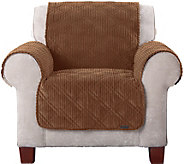 Sure Fit Corduroy Chair Furniture Cover - H208548