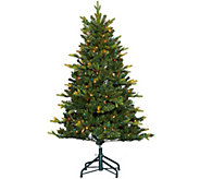 As Is Bethlehem Lights 5 Grand Fir Tree with Swift Lock - H210848