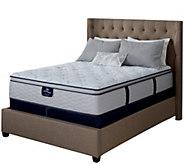 Serta Perfect Sleeper Capriana Eurotop SplitQN Mattress Set - H211448