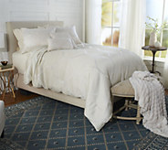 Fielder Home 5-Piece King Ogee Jacquard Comforter Set - H215448