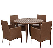 Cooley 5-Piece Outdoor Set - H288848