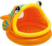 Intex Lazy Fish Baby Shade Pool - H291748