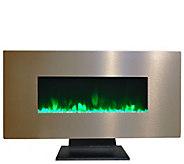 Cambridge 42 Electric Fireplace w/ Crystal Rock Display - H295248
