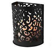 Home Reflections Flameless Montrose Indoor/Outdoor Sconce - H354048