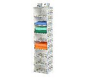 Honey-Can-Do 8-Shelf Hanging Organizer - Multicolor - H356948
