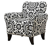 Handy Living Bayonet Shaped Accent Chair - H367048