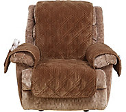 Sure Fit Corduroy Recliner Furniture Cover - H208549
