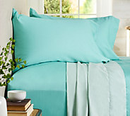 Northern Nights 500TC 100Cotton Reversible Sheet Set - H211949