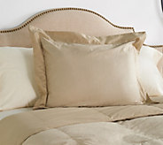 Amadeus 100Cotton Woven Jacquard King Pillow Sham - H212649