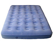 Pure Comfort Full Size Flock Top Air Bed - H281049
