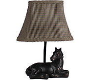 12 Meadow Rest Horse Lamp by Valerie - H292749