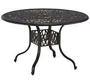 Home Styles Floral Blossom 48 Round Dining Table - H367849