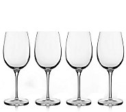 Luigi Bormioli 20-oz Bordeaux Wine Glasses - Set of 4 - H172550