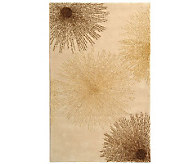 Soho 36 x 56 Abstract Handtufted Wool/Viscose Blend Rug - H178550