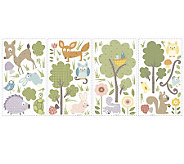 RoomMates Woodland Animals Peel & Stick Wall Decals - H186250