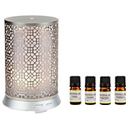 Aroma Diffuser with Essential Oils by Home Reflections - H208050