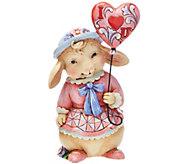 Jim Shore 3rd Annual Love Bunny - H208250