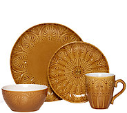 Pfaltzgraff Everyday Dolce Honey 16-pc Dinnerware set - H285450