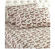 Shavel Micro Flannel(R) Printed California King Sheet Set - H290450