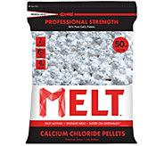 Snow Joe MELT 50-lb Professional Strength Calcium Chloride - H290550