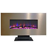 Cambridge 42 Electric Fireplace w/ Color Log Display - H295250