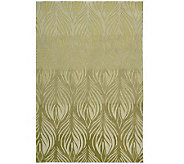 Home Reflections Handtufted 8 x 106 Blooms Rug - H350050