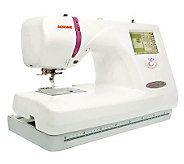 Janome Memory Craft 350E Embroidery Machine - H357850