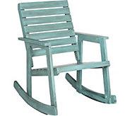 Safavieh Alexei Rocking Chair - H367450