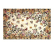Royal Palace UltraPlush 82L Butterfly Bliss 26 x 46 Rug - H117851