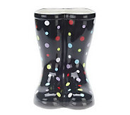 11-inch Indoor/Outdoor Ceramic Boot Shaped Planter by Valerie - H199051