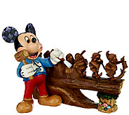 Jim Shore Disney Traditions Mickey and Dwarfs Figurine - H206551