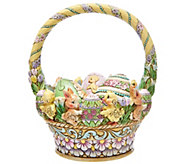 Jim Shore 12th Annual Easter Basket - H208251